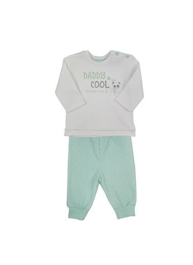 Baby Corner Pijama Takım Yeşil